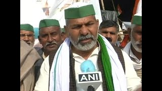 No one can stop tractor rally, R-day celebrations not preserve of one party: Rakesh Tikait
