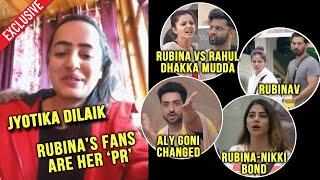 Rubina Dilaik's Sister Jyotika Ka Bindaas Interview, Abhinav Rahul Nikki Par Kya Boli? Bigg Boss 14