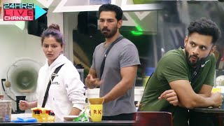 Shocking Rubina Ne Rahul Ke Liye Ki Ye Cheez, Sunkar Chauk Jayenge Aap | Bigg Boss 14 Live Feed