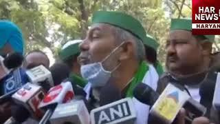सुप्रीम कोर्ट के फैसले के बाद राकेश टिकैत ने मीडिया से क्या कहा सुने।