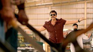 Selvi Tamil Scenes | Posani Supports Venkatesh - Venkatesh Best Climax Fight