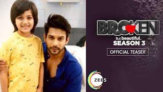 Broken But Beautiful Season 3 Sidharth Shukla Shoots With Vidhaan Sharma