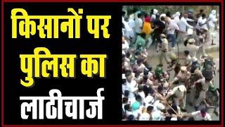 Haryana Farmers against Farm ordinance