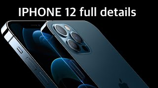 IPHONE 12 launched || Detailing In hindi || unboxing and review