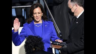 Joe Biden Inauguration: Kamala Harris sworn in as first woman Vice President of United States