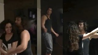 Sushant Singh Dancing With Ankita lokhade unseen Video Psoted By Ankita On SSR Birthday