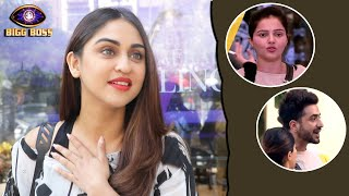 Bigg Boss 14 Ke Contestants Par Kya Boli Krystle D'Souza | Aly, Rubina, Rahul...
