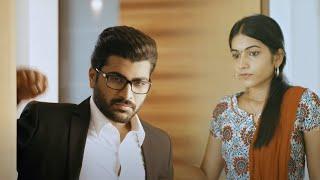 Nee Naan Naam Tamil Movie Scenes | Punarnavi Tries To Hide Her Job To Sharwanand
