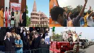 Musalmano Ne Ram Mandir Ke Liya Diya Chanda | Sach News Khabarnama | 21-01-2021 |