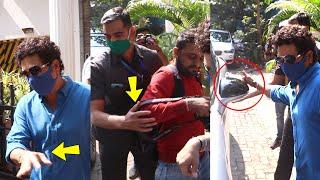 Sachin Tendulkar Got Very angry On Media | Got Irritated By Media
