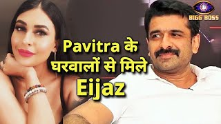 Breaking Pavitra Ke Gharwalon Se Mile Eijaz Khan, Janiye Kis Liye   Bigg Boss 14