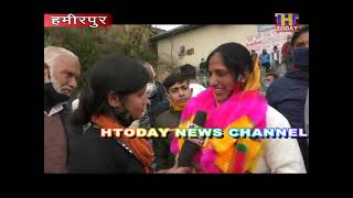 बीडीसी विजेता उम्मीदवारो की विशेष बातचीत एचटुडे के साथ