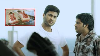 Nee Naan Naam Tamil Movie Scenes | Sharwanand in Love with Running Spikes