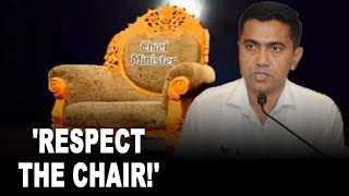 'Respect the chair!' CM slams people who protest and call him at the site to sort issues