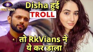 Rahul Ki GF Disha Ke Support Me Aaye RKVians, Kar Dali Ye Badi Cheez | Bigg Boss 14