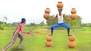 Must Watch New Funny Video 2020 Top New Comedy Video 2020 Try To Not Laugh #RTMohanFilms