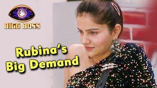 Rubina Dilaik's Shocking Demand From Makers, Sunkar Chauk Jayenge | Bigg Boss 14