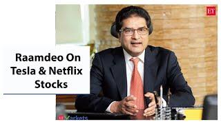 ETMGS 2021 Day 3: Valuations of stocks like Tesla and Netflix very strange, says Raamdeo Agrawal