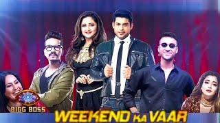 Breaking Sidharth Vs Rashmi Ka Hoga Amna Samna, Hoga Tikha Weekend Ka Vaar | Bigg Boss 14