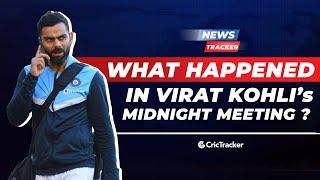 Ravi Ashwin & R Sridhar Reveal What Virat Kohli Said In Team Meeting Before Leaving Australia