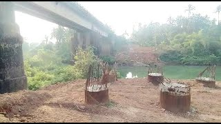 Chief Minister's hollow assurance? Work on Sanguem bridge yet to see light of the day