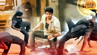 ???? Eye Catching Fighting Scenes Of South Indian Hindi Dubbed Movies _ UAV MOVIES
