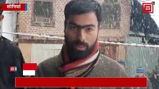 फिर दिखी भाईचारे की मिसाल... बर्फबारी के बीच मुस्लिम समुदाय ने किया हिंदू भाई का अंतिम संस्कार