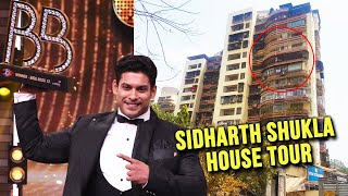Bigg Boss 13 Winner Sidharth Shukla House In Mumbai | Evershine Greens | Lifestyle