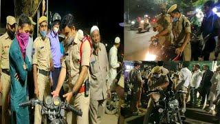 Police Ki Special Vehicle Checking Hai Jaari | Rein Bazar | Hyderabad |@Sach News