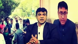 Arrest Of Amjadullah Khan | Feroz Khan |  Secretariat Ki Masjid Ko Ja Rahay Thay Leaders |