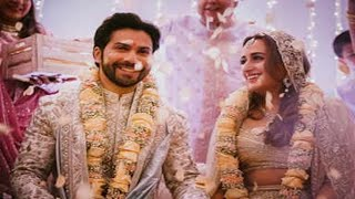 VARUN AND NATASHA'S FIRST LOOK POST WEDDING