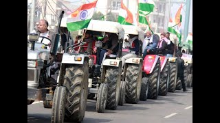 Kisan unions issue guidelines ahead of R-day tractor rally