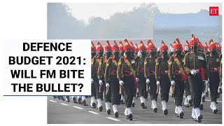 Budget 2021: How much room does the govt have for defence allocation? | Economic Times