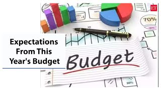 Andrew Holland,  Amrita Farmahan and Manishi Raychaudhuri expectations from this year's Budget