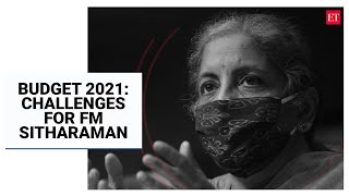 Opinion: Challenges, opportunities for FM Sitharaman in Budget 2021