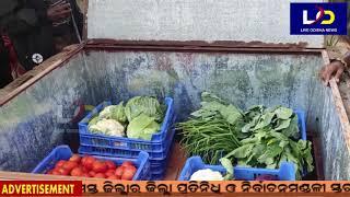 Rajgangpur : ଚାଷୀଙ୍କ ପାଇଁ ସବଜି କୁଲର ପରିଦର୍ଶନ ଆୟୋଜିତ
