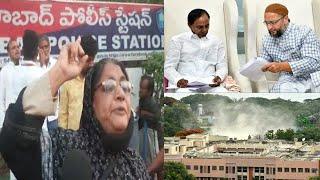 See The Women Power | Secretariat Ki Masjido Ko Lekar Sajida Sikander Ki Awaaz |@Sach News