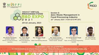 Zero Waste Management in Food Processing Industry