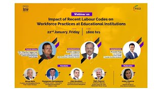 Impact of Recent Labour Codes on Workforce Practices at Educational Institutions