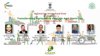 Transforming Agriculture through Agri Start-ups