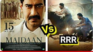RRR Vs Maidaan To Clash On Dussehra 2021