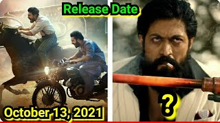 After RRR Release Date Confirmation,Fans Are Demanding KGF Chapter 2 Makers To Announce Release Date