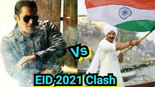 Radhe Vs Satyameva Jayate 2 Clash Confirmed For EID 2021
