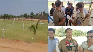 Shamshabad Cricket Play Ground Par Kabza | HCA Scam |@Sach News