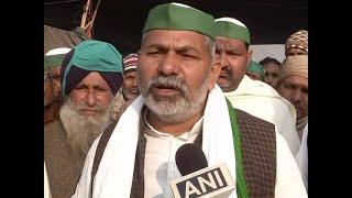 Deep Sidhu not a Sikh, says BKU's Rakesh Tikait; calls him 'worker of the BJP'