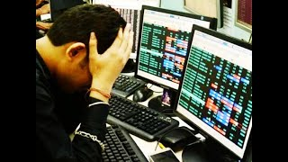 Sensex plunges tanks over 1000 points, Nifty breaks below 14,000 mark