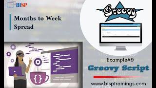 Groovy Example#9 Months to Week Spread | BISP Groovy | Oracle Planning Groovy | Oracle EPM Groovy