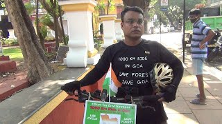 WATCH | Tourist Gives A Important Message To All Goans And Govt