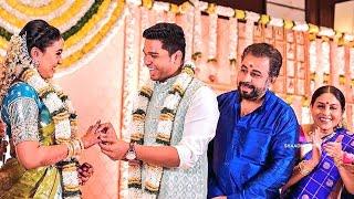 ????VIDEO: Saranya Ponvannan's Daughter Engagement ❤️  Video | Priyadarshini Wedding With Vignesh ❤️