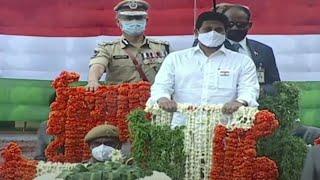 Independence Day Celebration LIVE || CM YS Jagan Family || YS Bharati Reddy || social media live